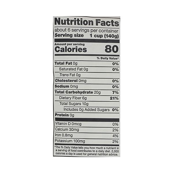 Organic Wild Blueberries, 32 ounce 3