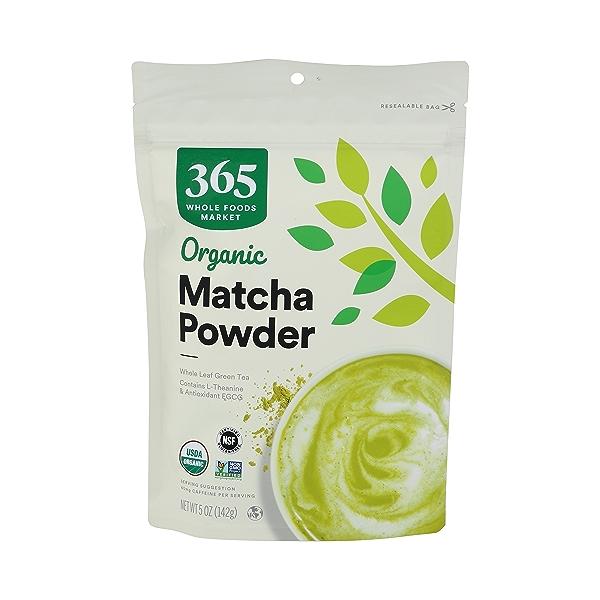 Organic Matcha Powder, 5 oz 1