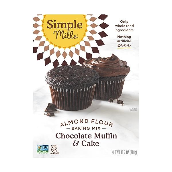 Chocolate Muffin & Cupcake Mix, 10.4 oz 1