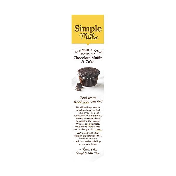 Chocolate Muffin & Cupcake Mix, 10.4 oz 4