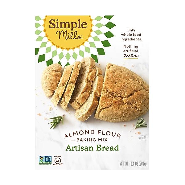 Artisan Bread Mix, 10.4 oz 1