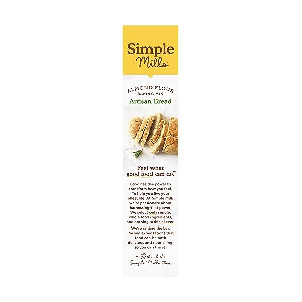 Artisan Bread Mix, 10.4 oz 4