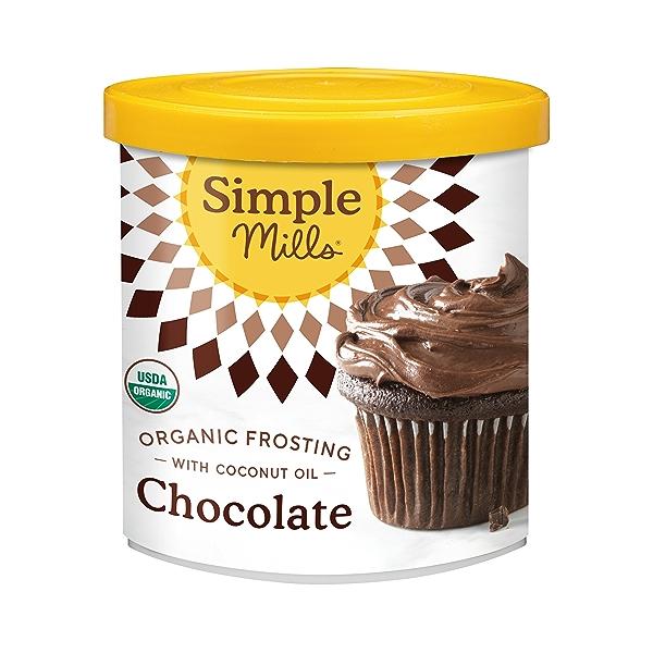 Chocolate Frosting, 10 oz 1