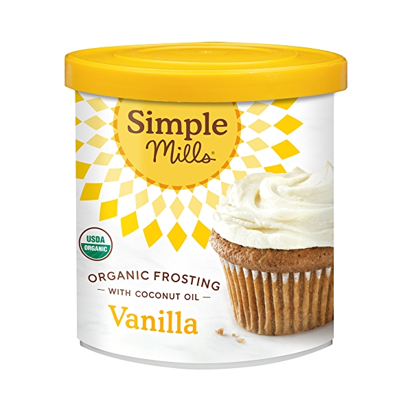 Vanilla Frosting, 10 oz 1