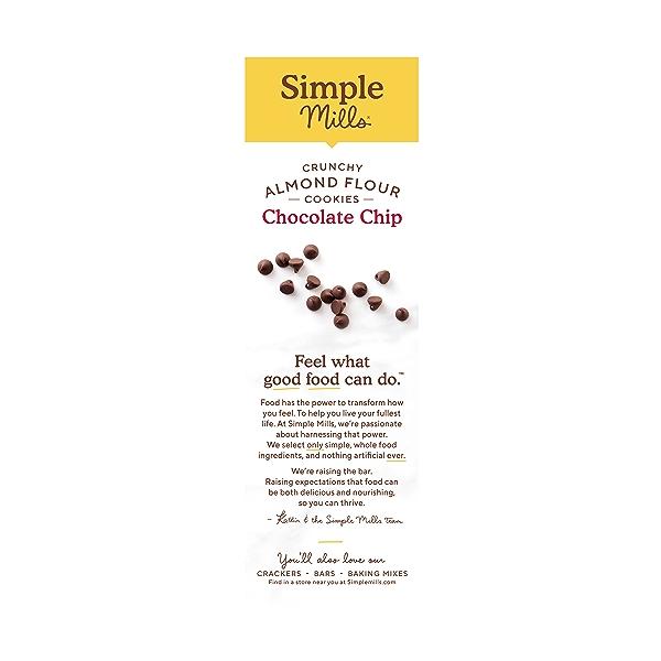 Crunchy Chocolate Chip Cookies, 5.5 oz 3