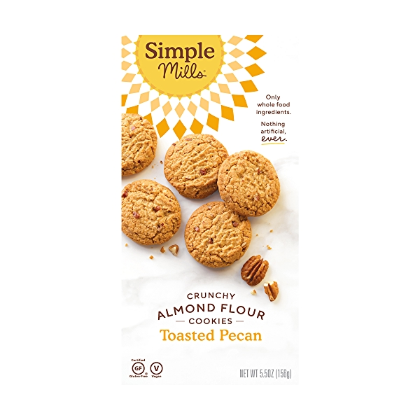 Crunchy Toasted Pecan Cookies, 5.5 oz 1