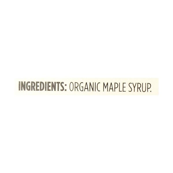 Organic Dark Maple Syrup, 12 fl oz 8