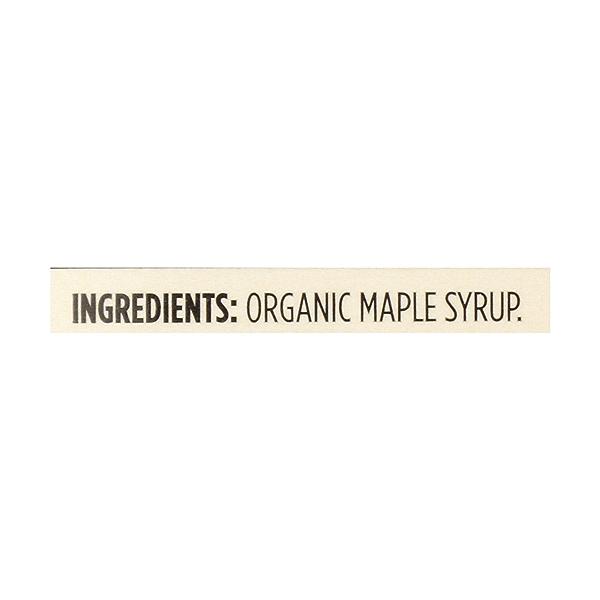 Organic Amber Maple Syrup, 12 fl oz 8