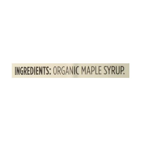 Organic Dark Maple Syrup, 32 fl oz 8