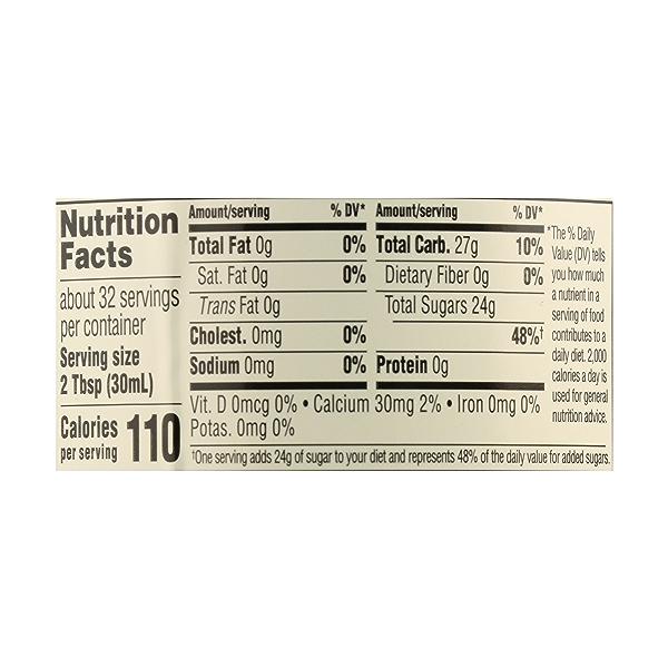 Organic Dark Maple Syrup, 32 fl oz 7