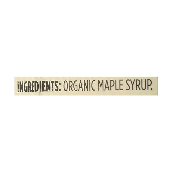Organic Amber Maple Syrup, 32 fl oz 8
