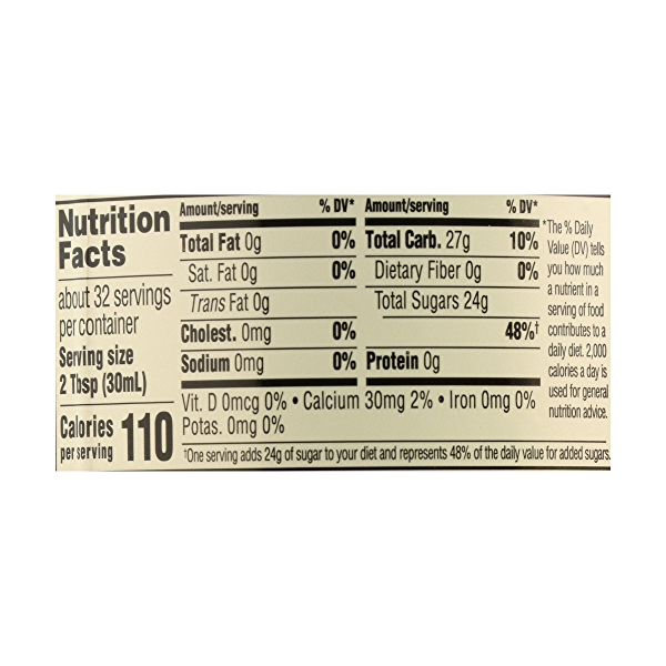 Organic Amber Maple Syrup, 32 fl oz 7
