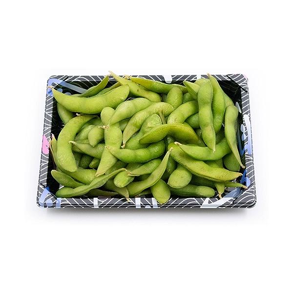 Boiled Soybeans Edamame, 8 oz 3