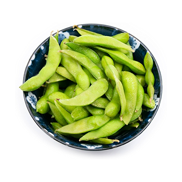 Boiled Soybeans Edamame, 8 oz 1