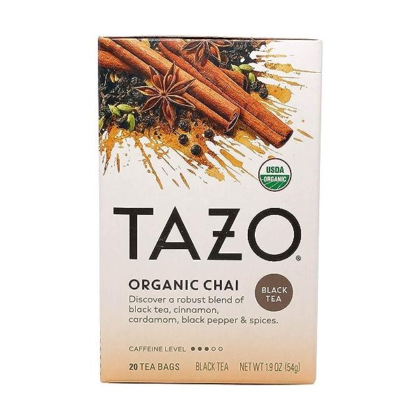 Organic Chai Tea, 1.9 oz 1