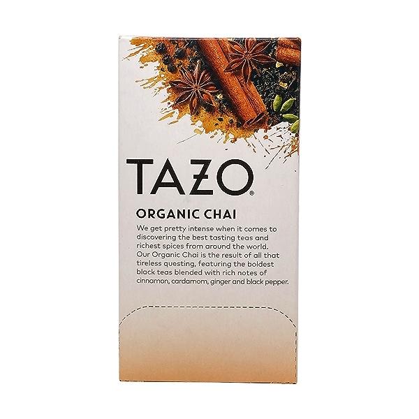 Organic Chai Tea, 1.9 oz 4