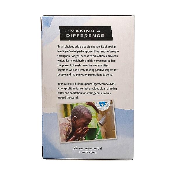 Organic Aged Earl Grey Black Assam Tea, 1.27 oz 3