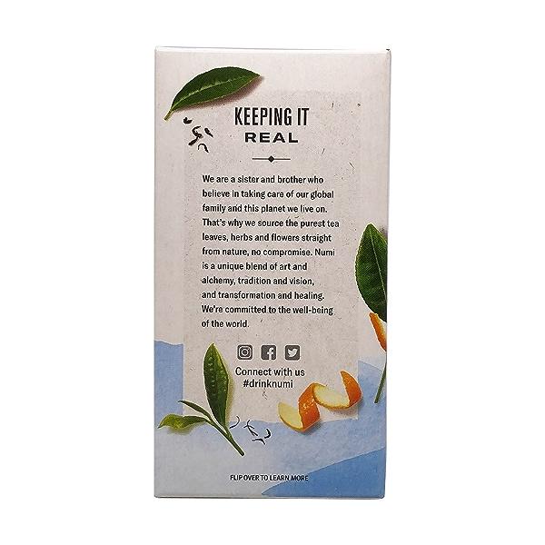 Organic Aged Earl Grey Black Assam Tea, 1.27 oz 4