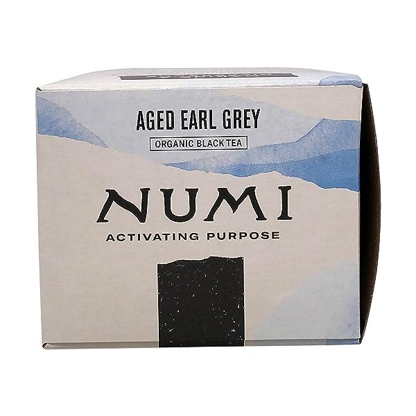 Organic Aged Earl Grey Black Assam Tea, 1.27 oz 5