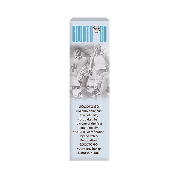 Vanilla Almond Soft Baked Bar, 5.64 oz 2