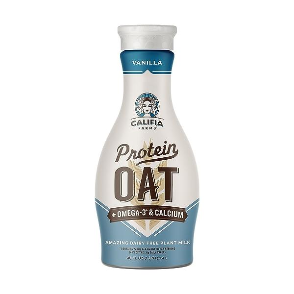 Protein Oat Vanilla, 48 fl oz 1
