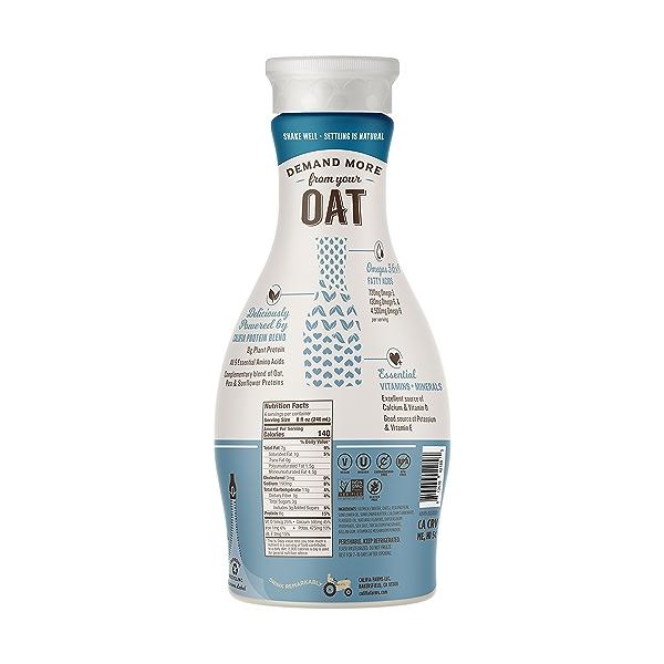 Protein Oat Vanilla, 48 fl oz 2