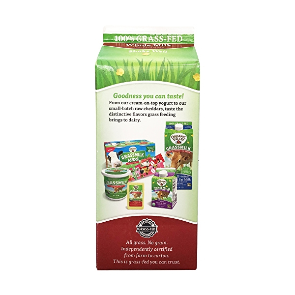 Organic Whole Milk Grassmilk 3