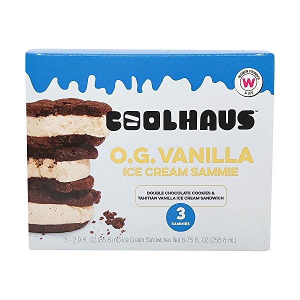 O.g. Vanilla Ice Cream Sammie, 8.75 fl oz 1