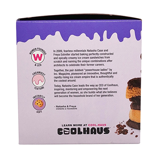 Coffee Ice Cream Sammies, 8.75 fl oz 3