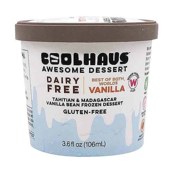 Best Of Both Worlds Vanilla Frozen Dessert, 3.6 fl oz 1