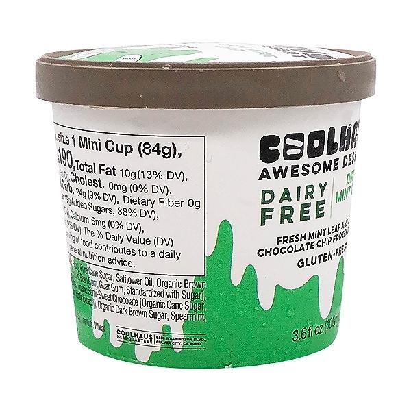 Dirty Mint Chip Frozen Dessert, 3.6 fl oz 3