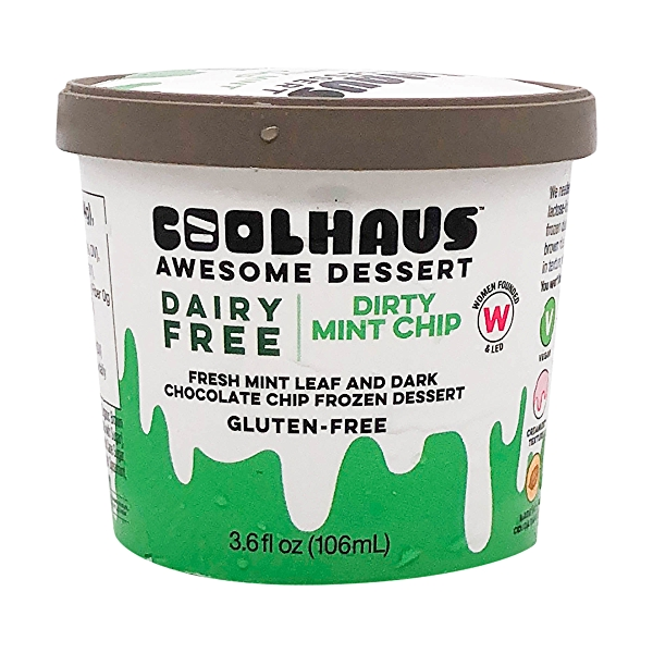 Dirty Mint Chip Frozen Dessert, 3.6 fl oz 1
