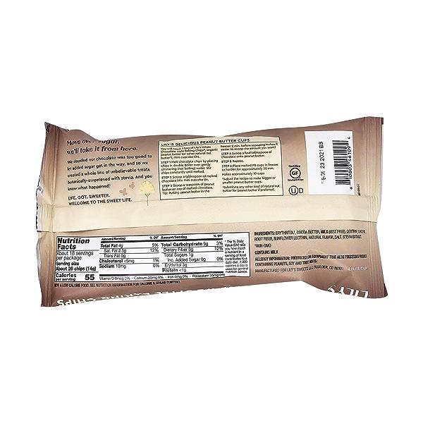 White Chocolate Style Baking Chips, 9 oz 2