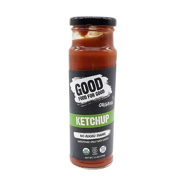 Organic Ketchup, 9.5 oz 1