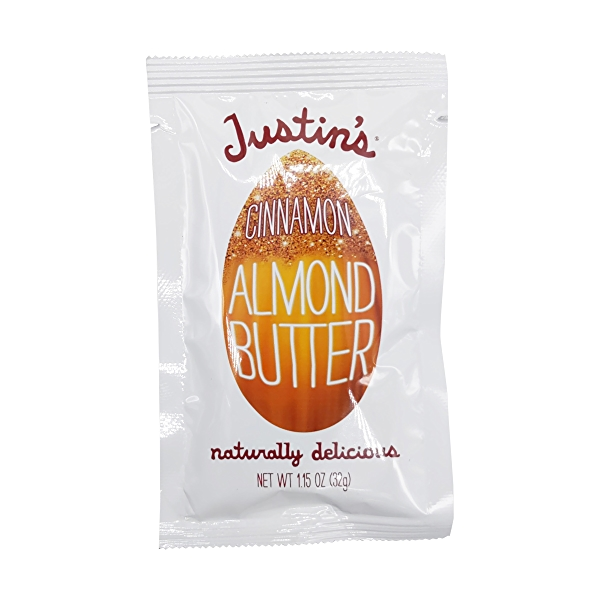 Cinnamon Almond Butter Squeeze Pack, 1.15 oz 1