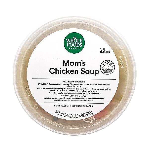 Mom's Chicken Soup, 24 oz 4