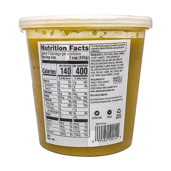 Split Pea Soup, 24 oz 3