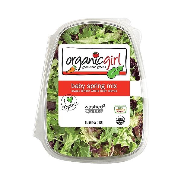 Baby Spring Mix, Salad 1
