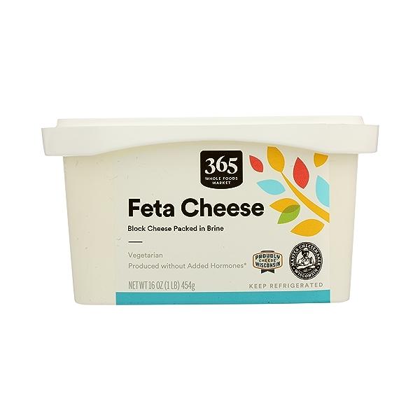 Block Cheese Packed In Brine Feta Cheese, 16 oz 3