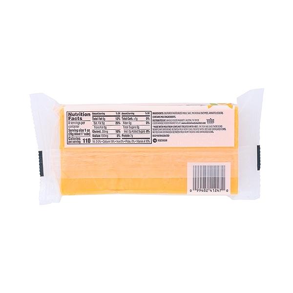 Sharp Cheddar Cheese, 8 oz 11