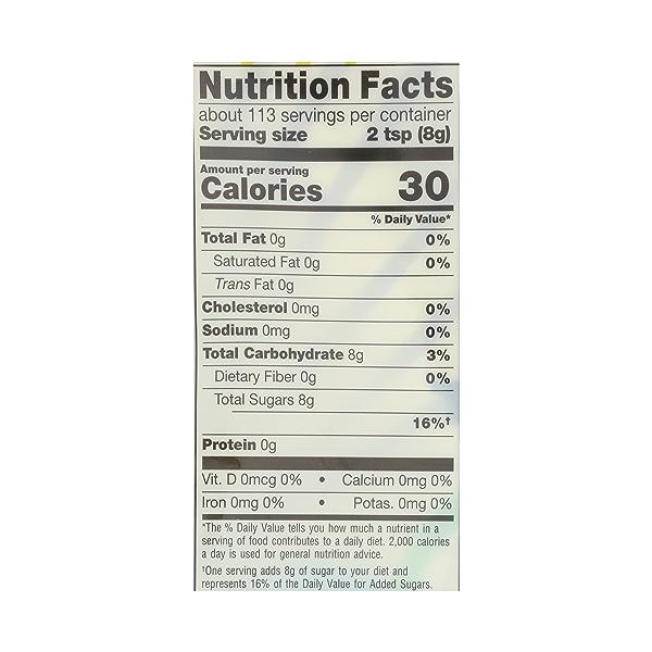 Organic Cane Sugar, 32 oz 5