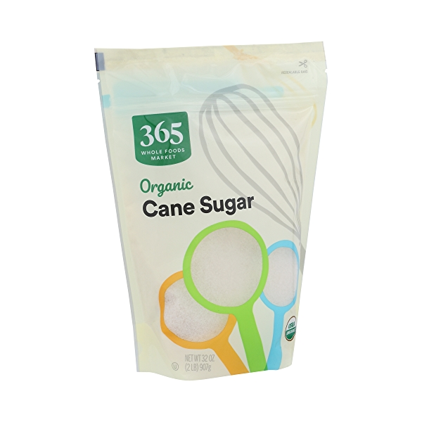 Organic Cane Sugar, 32 oz 2