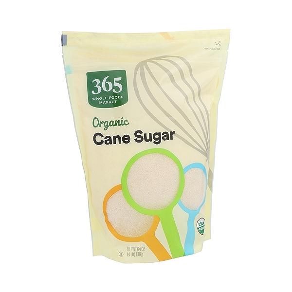 Organic Cane Sugar, 64 oz 2