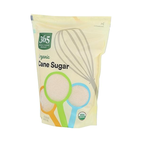 Organic Cane Sugar, 64 oz 3