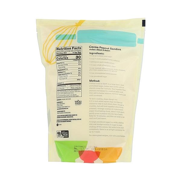 Organic Cane Sugar, 64 oz 4