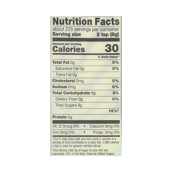 Organic Cane Sugar, 64 oz 5
