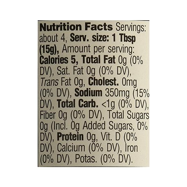 Organic Non-pareil Capers, 2 oz 7