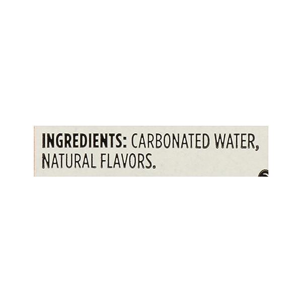 Ginger Sparkling Water 12pk, 1.1 gal 8