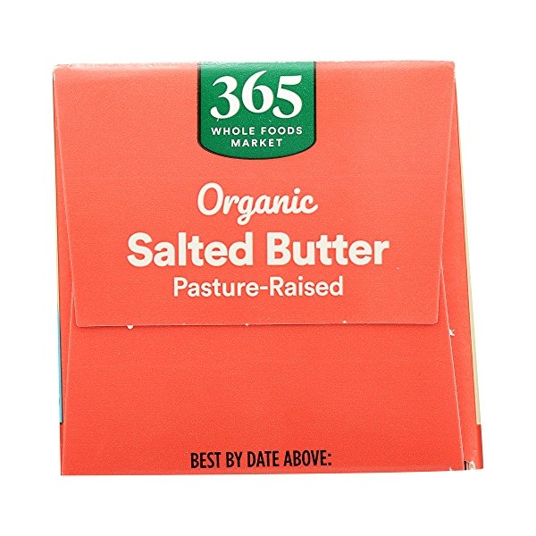 Organic Salted Butter, 16 oz 3