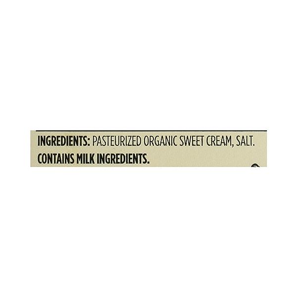 Organic Salted Butter, 16 oz 8